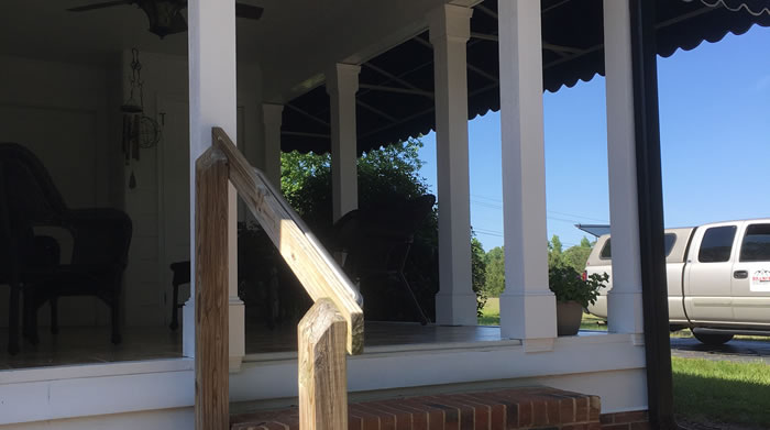 Deck and Porch Builder in Wake County NC.