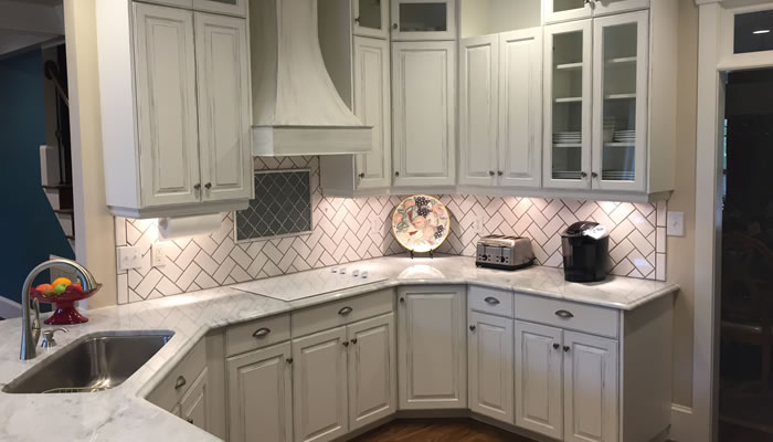 Kitchen Remodeling Project Completed By Branch Home Improvement