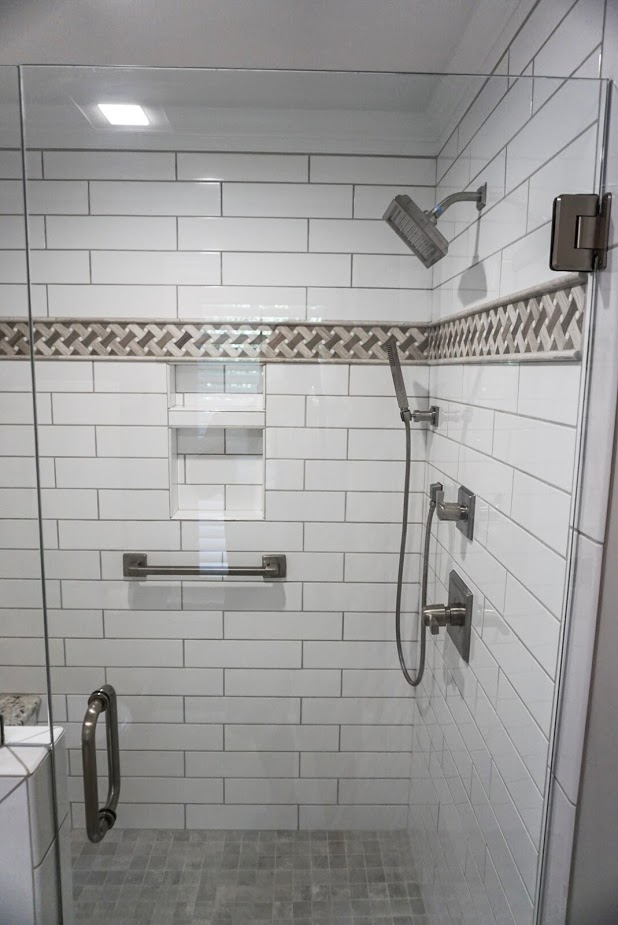 Shower Remodel Apex NC
