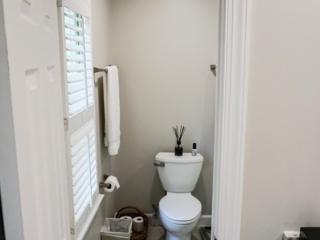 Bathroom Entrance - Bathroom Remodeling Apex NC
