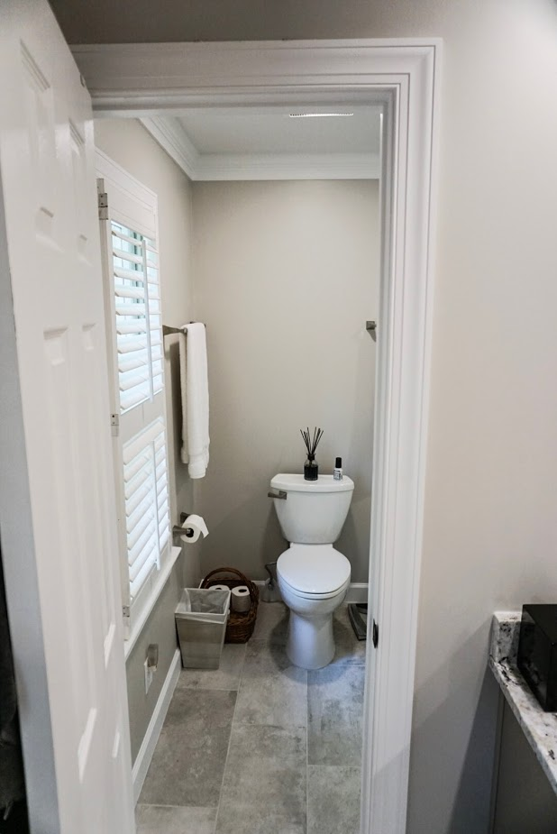 Bathroom Entrance - Bathroom Remodeling Apex NC